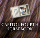 Capitol Fourth Scrapbook